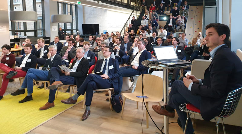 5m ventures start up pitch investisseurs