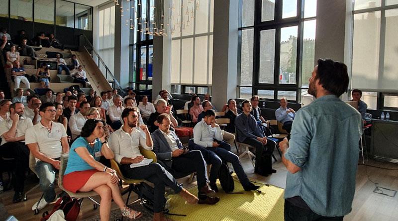 5m ventures start up pitch presentation 2
